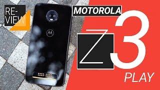 Moto Z3 Play - Los Mods están de regreso - Reseña en español