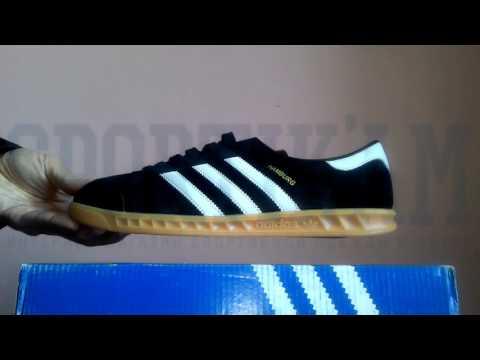 Мужские кроссовки Аdidas Originals Hamburg S76696из YouTube · С высокой четкостью · Длительность: 58 с  · Просмотров: 400 · отправлено: 25.03.2017 · кем отправлено: sportikam