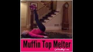 Chris Freytag | Muffin Top Melter Workout