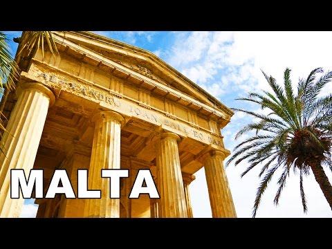 🇲🇹 VALLETTA - Krótki wypad na MALTE #438