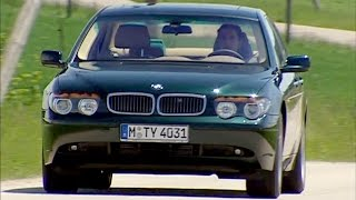 2002 BMW 740d (7 Series E65)