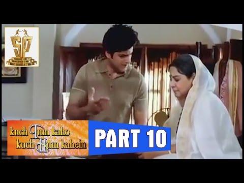 Kuch Tum Kaho Kuch Hum Kahein Hindi Movie | Parts 10 lFardeen Khan |Richa Pallod |Suresh Productions