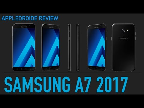 Samsung  Galaxy A7 2017, ¿el mejor equipo premium de gama media?