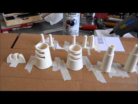 Making a Tusken Raider Mask Part 1