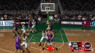 NBA 09: The Inside PSP Gameplay HD