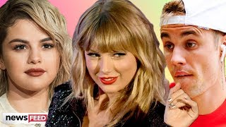 Selena Gomez & Taylor Swift SPEAK OUT On Toxic Breakup With Justin Bieber!