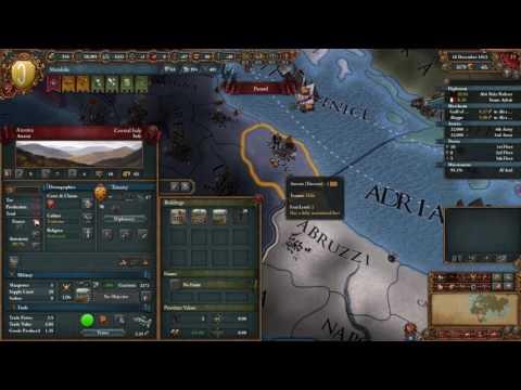 Magyar Let's Play Europa Universalis IV - Kebabtalanítás Népe Front - 7. Rész