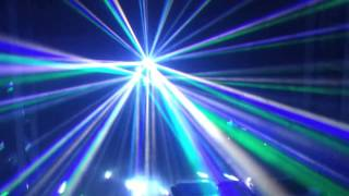 Lightjockey - Lichteffekt Cameo MOONFLOWER HP Test