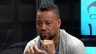 Does Cuba Gooding, Jr. Want To Meet O.J. Simpson? | Larry King Now | Ora.TV