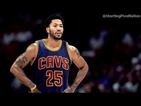 Derrick Rose Mix - Nothing 2 Lose 2017 ᴴᴰ [ Cleveland Cavaliers 2018 Promo ]