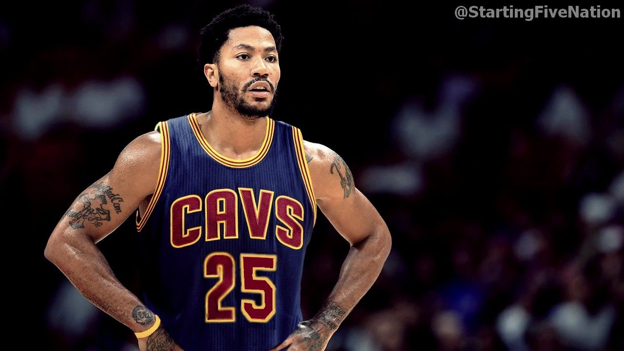 Derrick rose mix nothing 2 lose 2017 cleveland - Derrick rose cavs wallpaper ...