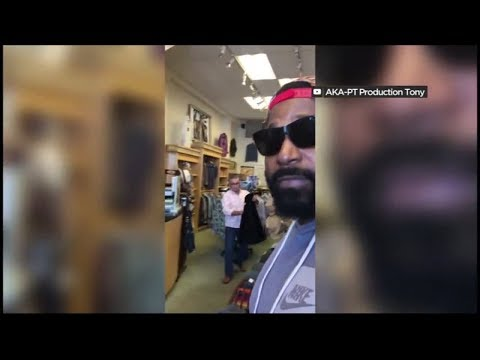 Video Of Store Owner Kicking African-American Family Out Of Establishment Goes Viral