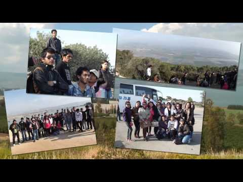 Kinneret Academic College - Cross Border Agriculture, Israel 2014