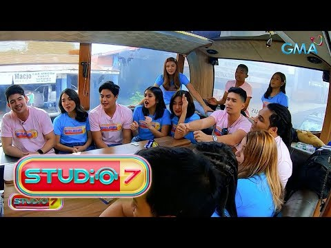 Studio 7: Road Trip At Sound Trip Sa 'Musikalye' | Online Exclusive