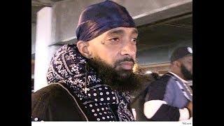 TMZ reports rapper Nipsey Hussle Has Been Shot