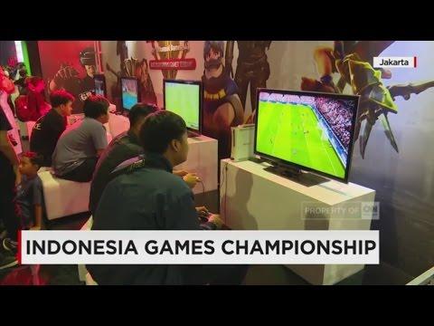 Kompetisi E-Sport, Indonesia Games Championship