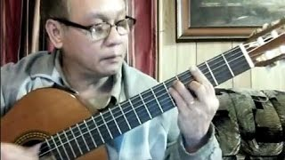 Người Con Gái Việt Nam Da Vàng (Trịnh Công Sơn) - Guitar Cover by Hoàng Bảo Tuấn