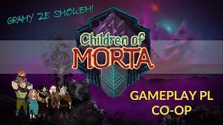 Zagrajmy w Children of Morta #01 CO-OP /w Smoku - GAMEPLAY PL!