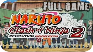 Naruto Clash Of Ninja Revolution 2 - » Full Game « Español