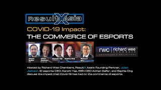 The Pandemic: Impact on esports commerce