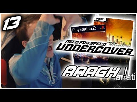 I Hate NFS Undercover So Much | NFS Marathon Part 13