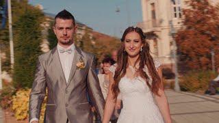 Moncsi és Csabi Esküvői videó 2020