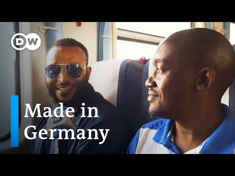Fahrt Ins Ungewisse? Chinesische Bahnstrecken In Afrika | Made In Germany