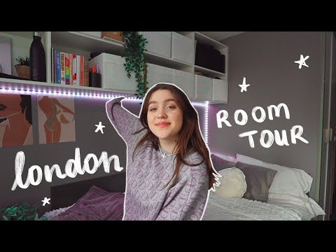 room tour ~ london student accommodation