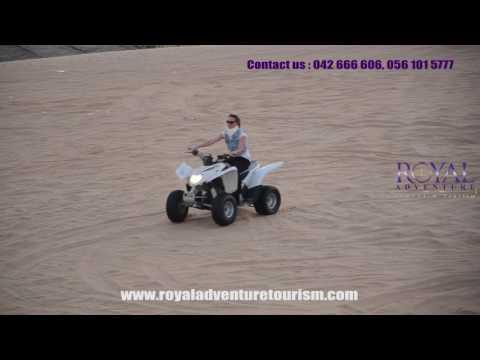 Dubai Desert Safari - Royal Adventure Travel & Tourism