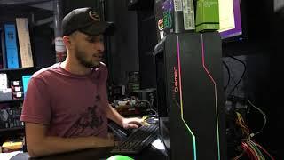 PC Gamer 9ª Geração I5 9400f 8gb Ddr4 Gtx 1650 4gb