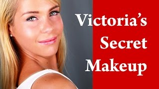 Natasha Poly Victoria's Secret Angel Natural Dewy and Radiant Makeup tutorial Thumbnail