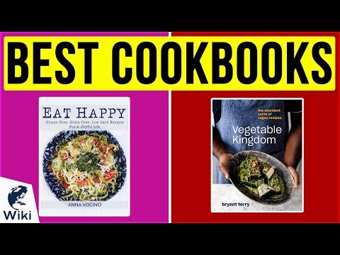 10 Best Cookbooks 2020