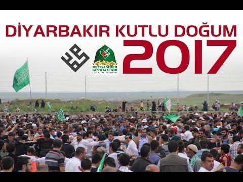 Diyarbakır 2017 Kutlu Doğum Etkinliği Peygamber Sevdalıları (Özcan-Peygamber Sevdalıları)