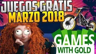 GAMES WITH GOLD: JUEGOS GRATIS !! Confirmados  XBOX 360 Y ONE MARZO 2018