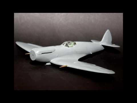 Supermarine Seafire Mk  XV Special Hobby