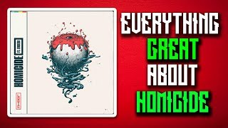 """Everything GREAT About Logic's """"Homicide"""" ft. Eminem"""