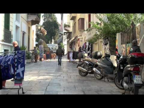 Plaka, Anafiotika & Syntagma (Αθήνα/Athens)