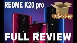 REDME K20 PRO UNBOXING& FULL REVIEW/best phones under 25000