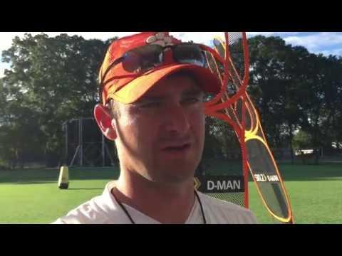 TigerNet.com - Jeff Scott practice interview 8.9.2016 - Part 1