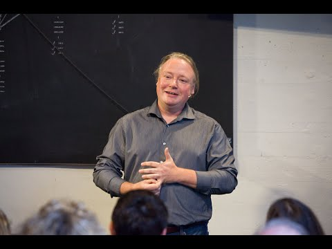 Blockchain Use Cases in Detail - Brian Behlendorf at The Interval at Long Now