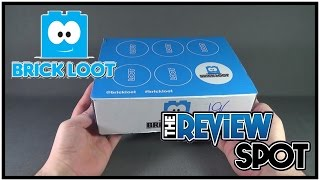 Subscription Spot - Brickloot January 2017 Subscription Box UNBOXING!