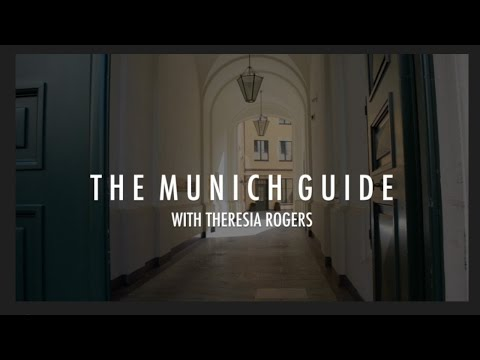 The Munich Guide | Ep.1 | SHOPPING, EATING AND SITES AT ODEONSPLATZ