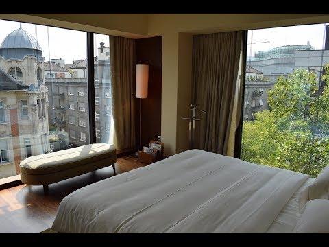2000 Euro Suite: Park Hyatt Zürich – Executive Suite