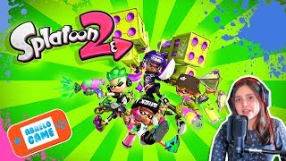 Splatoon 2 Gameplay en Español Batallas Online con Karla de Abrelo Toys en Abrelo Game