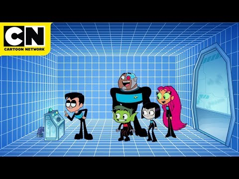 Teen Titans GO! | Teen Titans in Space | Cartoon Network