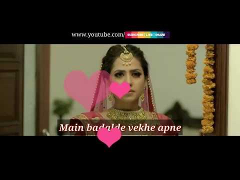 New Whatsapp Status Video Qismat Badaldi Vekhi Main   Punjabi WhatsApp Status Video