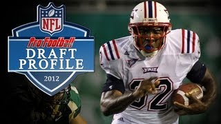 Florida Atlantic FB Alfred Morris Draft Profile