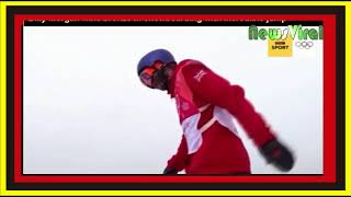 Billy Morgan wins bronze in snowboarding with incredible jump News Viral