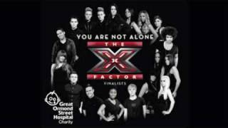 You Are Not Alone -  X Factor Finalists 2009 -  Nov 2009