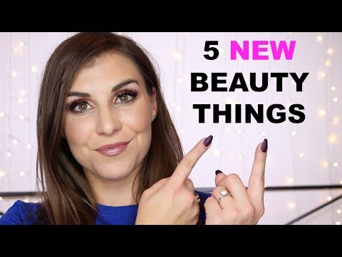 5 New Beauty Things (Hits & Misses) | Bailey B.
